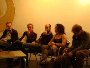 António Augusto Barros (EN), Horácio Manuel, Nicolas Brites, Rosinda Costa, Guilherme Noronha e Rasta