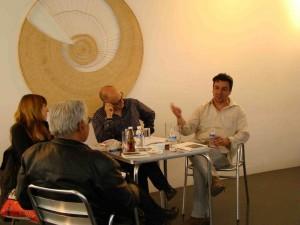 Miriam Reyes, Fernando de Castro Branco e Jorge Melícias
