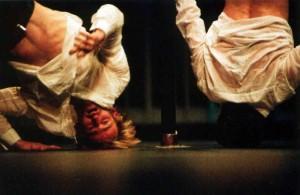 "© Kurt Van der Elst | ""Corpus Bach"", Sidi Larbi Cherkaoui, 2003"