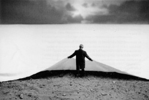 "© Gilbert Garcin | ""Le Dessous des Choses - The Hidden Side of Things"", 2001, courtesy of Galerie Les Filles du Calvaire, Paris"