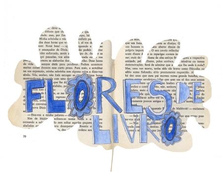 Flores de Livro