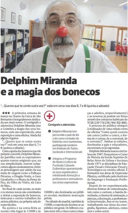 Diário As Beiras, 4 de Março de 2014