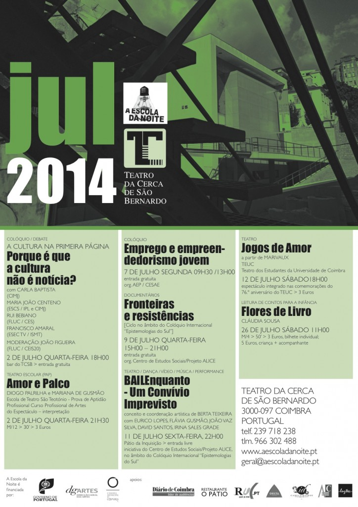 cartaz julho 2014 cerca