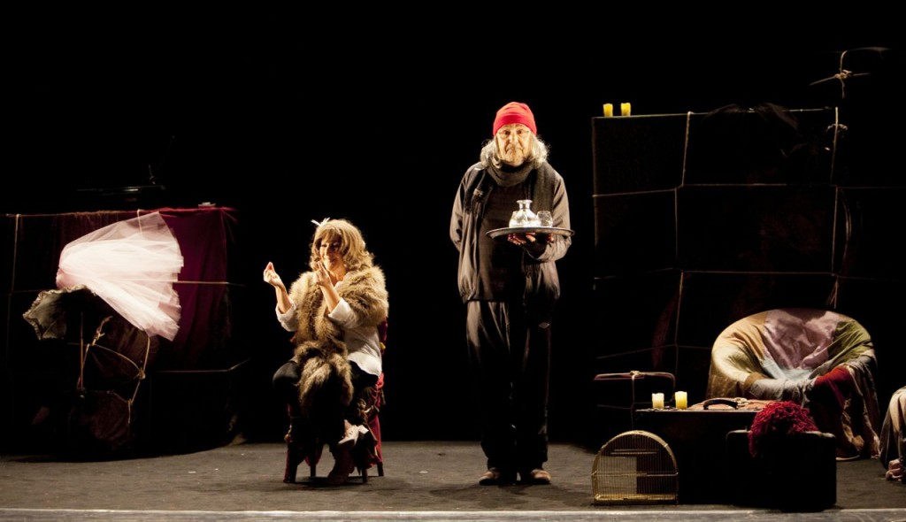 "Teatro do Noroeste, ""Linda and Freddy, ilusionistas"""