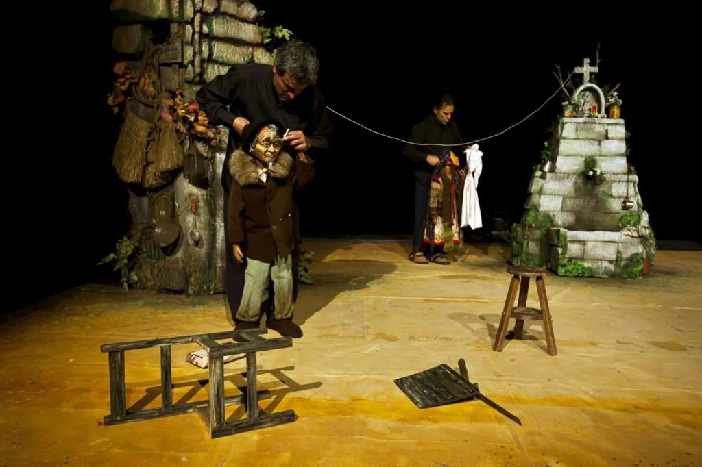 """TRSM - Teatro do Montemuro - Peça """" O Gigante """""""