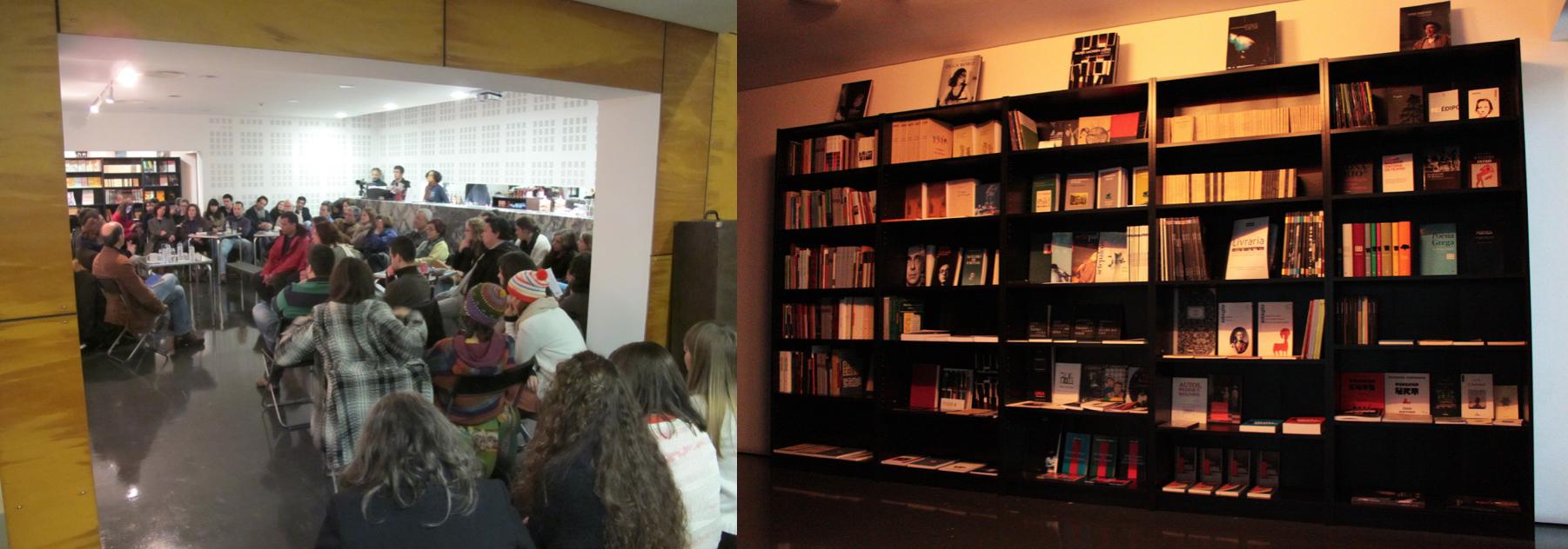 Bar / Livraria do TCSB