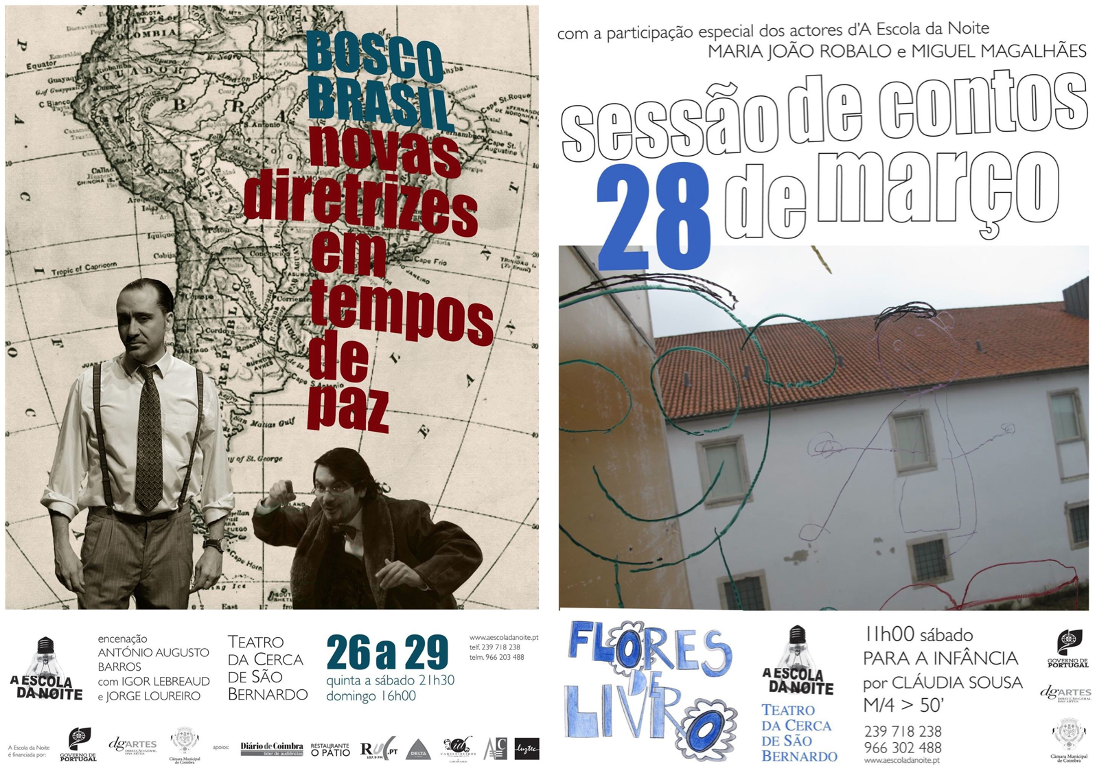 flyers 23 a 29 de marco