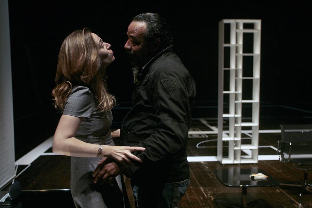"""Joana Macias e Paulo Guerreiro, """"Ego"""" (foto: Francisca Moreira)"""