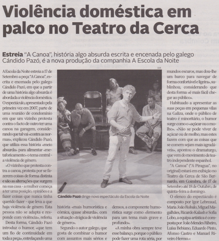 Diário de Coimbra, 27/08/2015