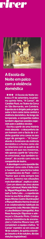 Diário As Beiras, 10/09/2015