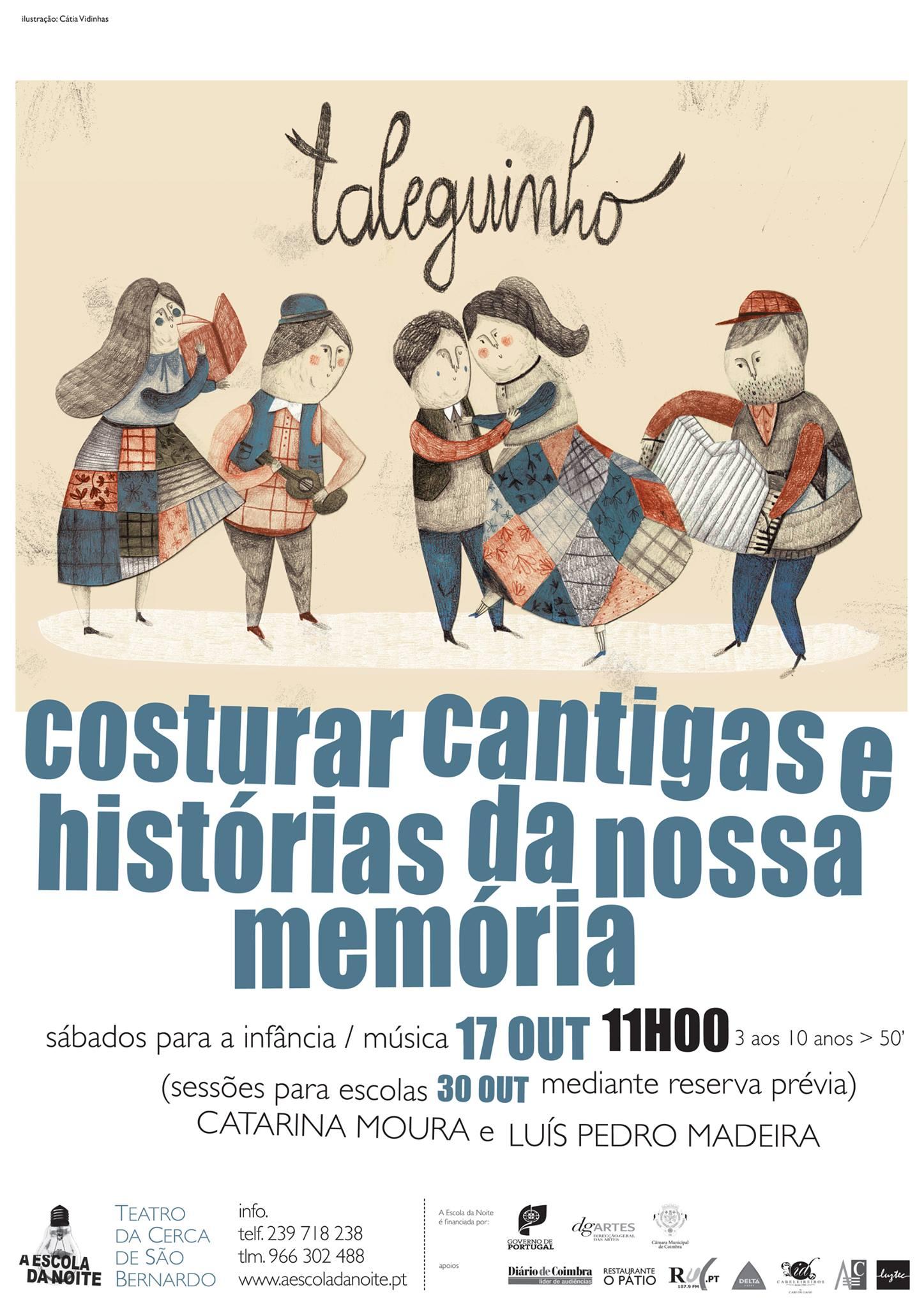 cartaz outubro