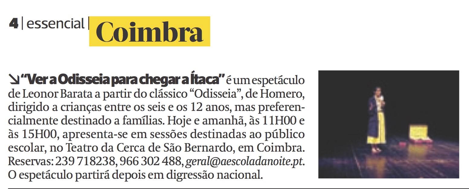 Diário As Beiras, 09/03/2016