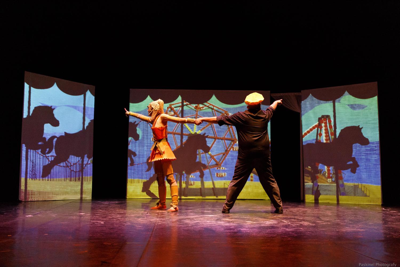 El Chef Chop Chop y el Tik Tak de Fidelia, Karlik Danza Teatro
