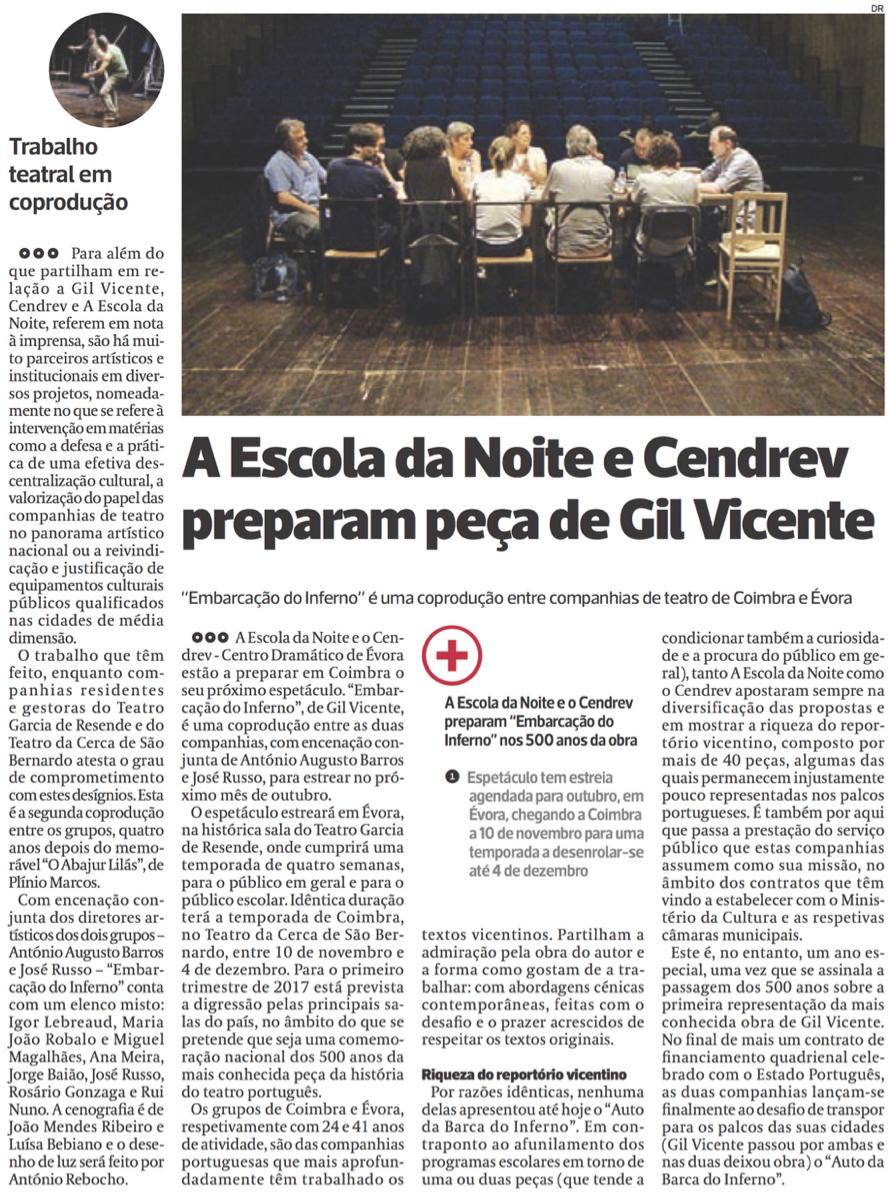 Diário As Beiras, 26/07/2016