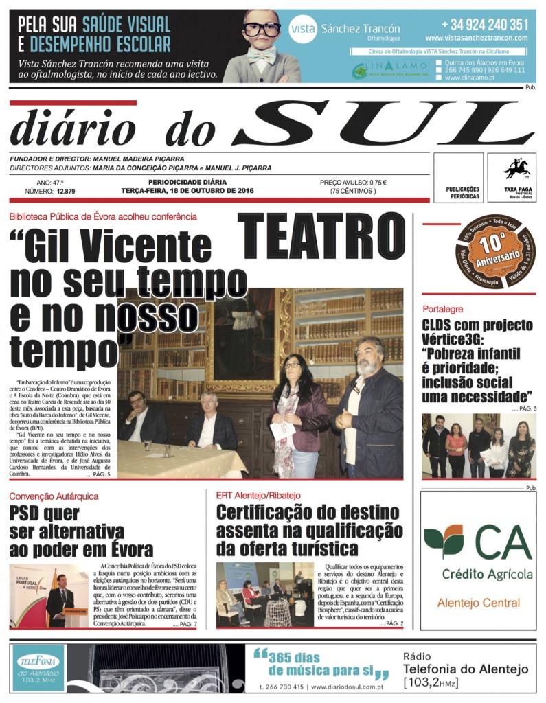 20161018 Diário do Sul primeira (1)