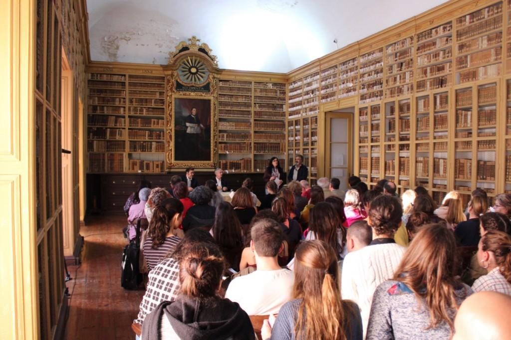 """Conferência """"Gil Vicente no seu tempo e no nosso tempo"""" - Biblioteca Pública de Évora, 13/10/2016"""