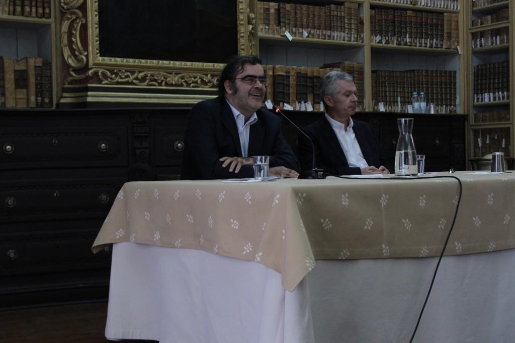 Hélio Alves e José Augusto Cardoso Bernardes