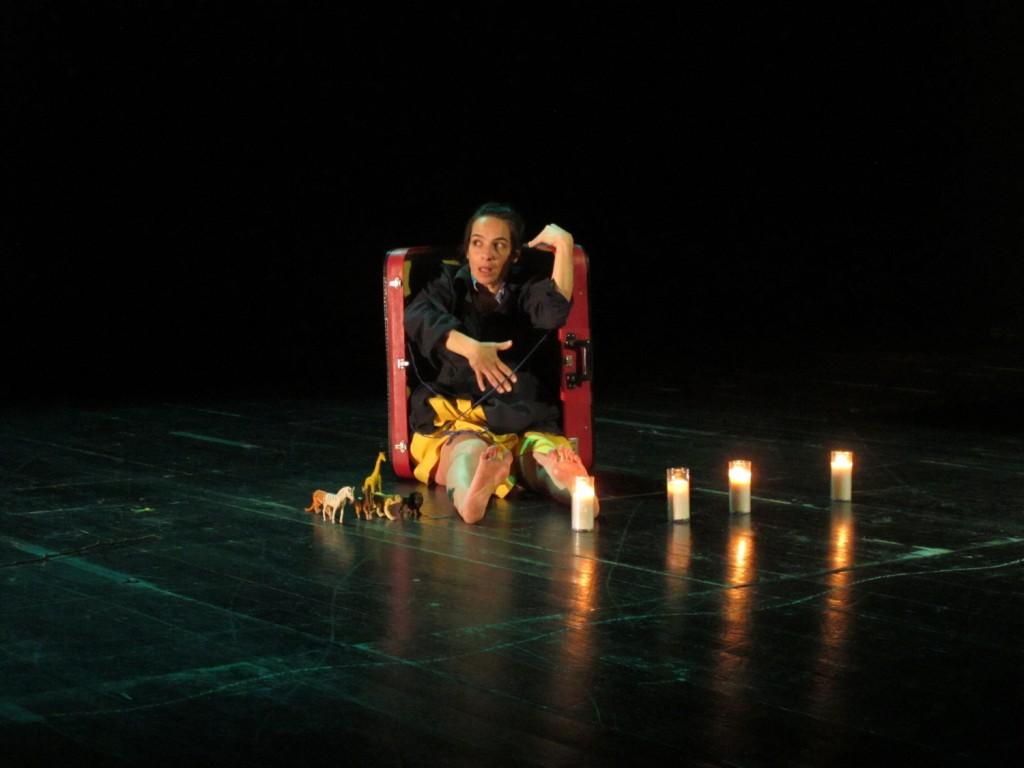 """Leonor Barata, """"Ver a Odisseia para chegar a Ítaca"""""""