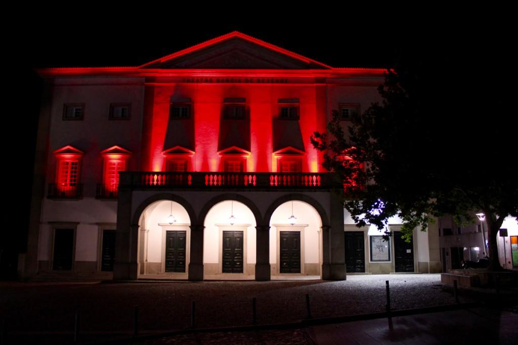 Teatro Garcia de Resende, em Évora (foto: Pedro Rodrigues)