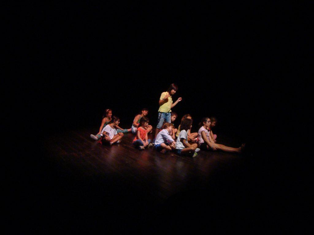 Workshop de Teatro nas Férias, por Ricardo Kalash (TCSB, Setembro/2016)