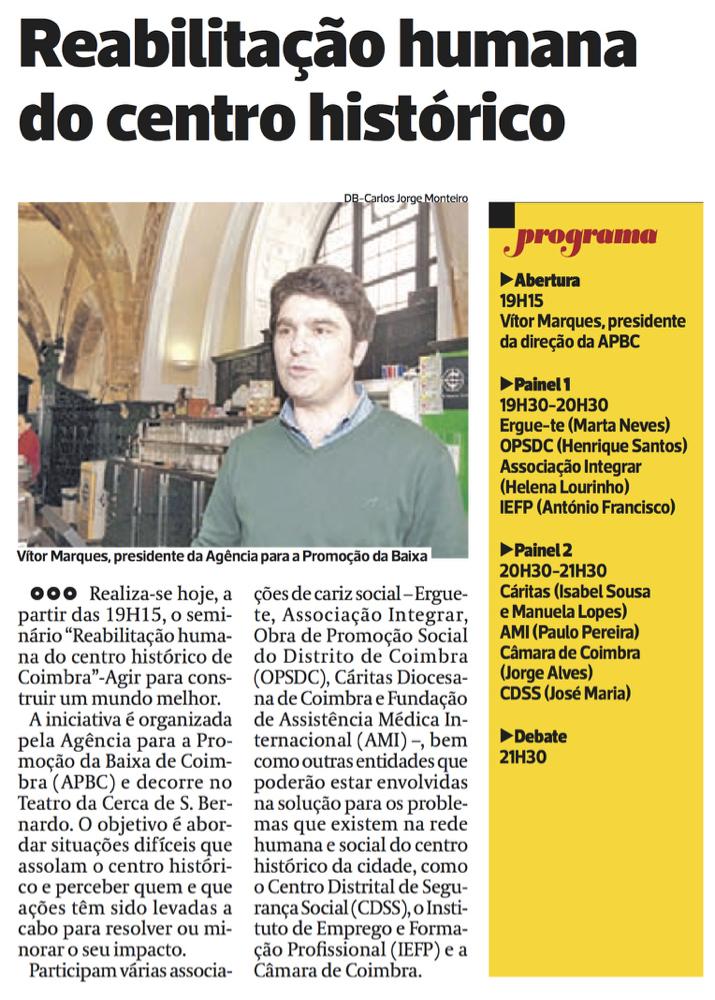 Diário As Beiras, 24/02/2017
