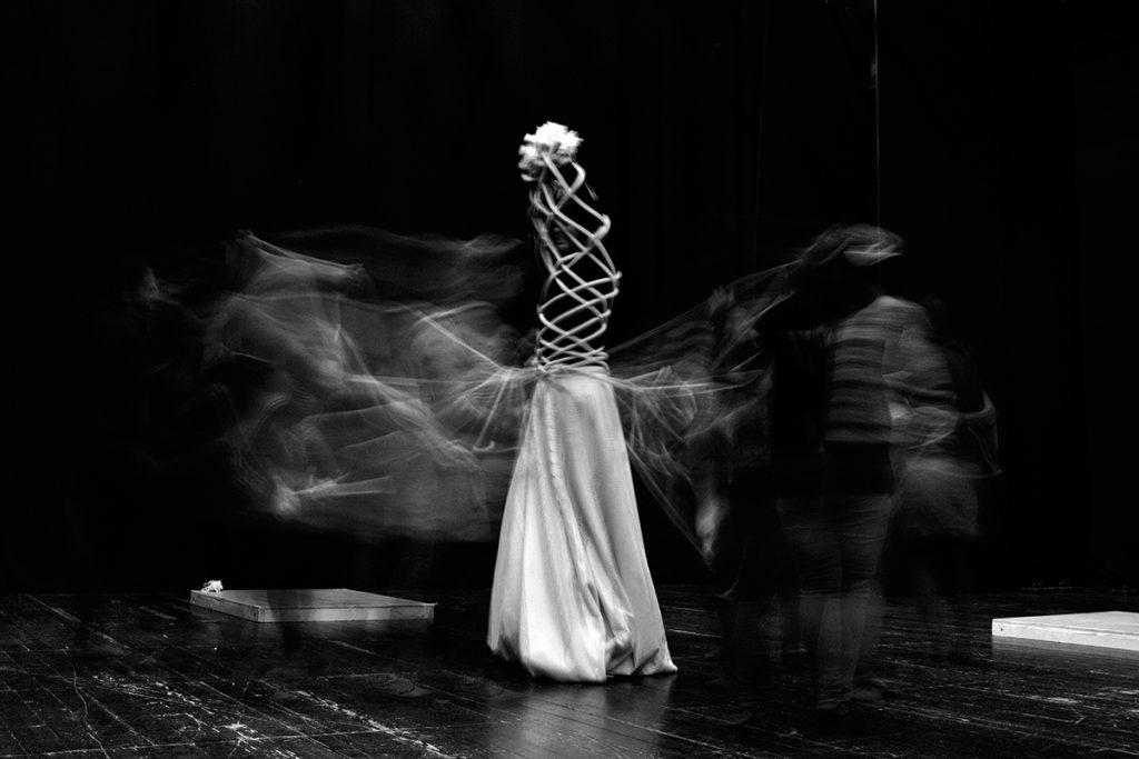 """De Novo Mar"" - foto de ensaio (© Eduardo Pinto)"