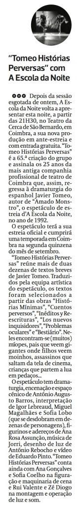 20170727 Diario As Beiras