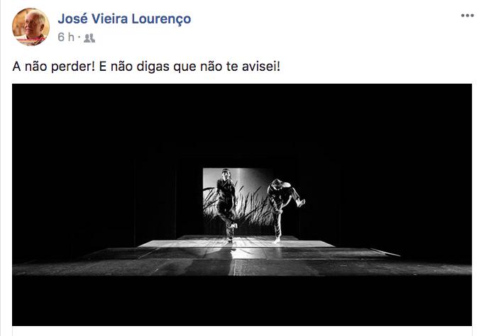 20170917 Jose Vieira Lourenco