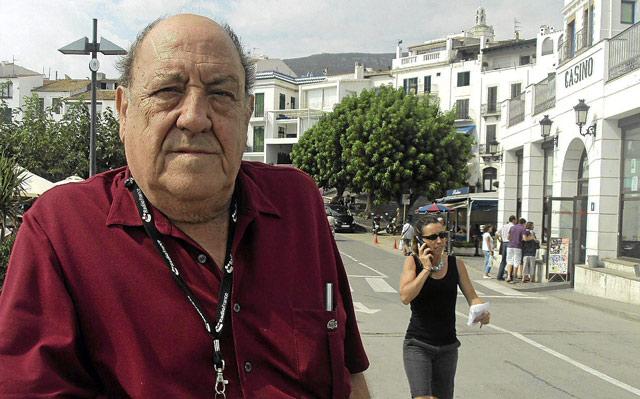 Tomeo, numa imagem de 2009 (El Mundo)