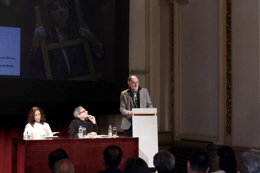 Francisca Carneiro, Nuno Carinhas e António Augusto Barros