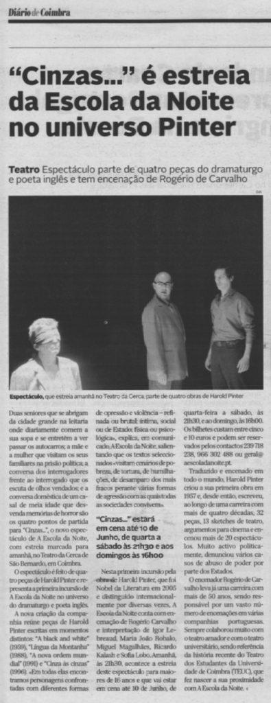 20180516 Diario de Coimbra