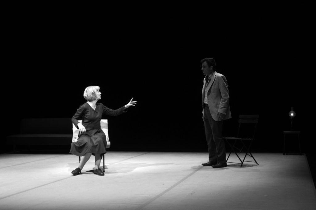 """Sofia Lobo e Ricardo Kalash, """"Cinzas..."""" (foto de ensaio: Pedro Rodrigues)"""