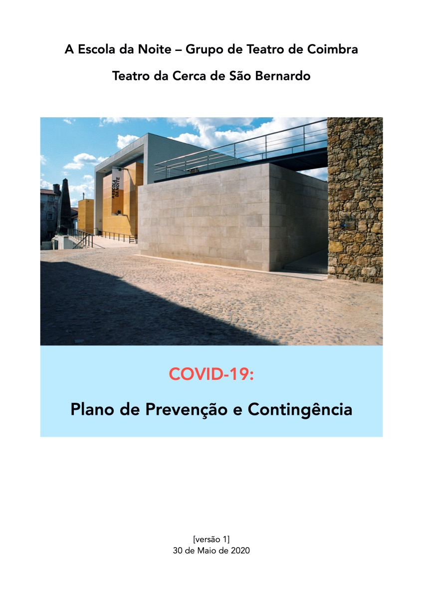Plano de Prevenção e Contingência TCSB