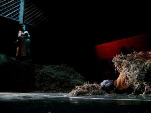 """""""Jerusalém"""" (© Teatro o bando)"""