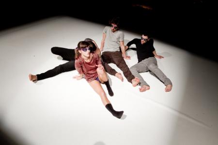 """""""Estrangeiros"""", pelo Balleteatro (foto: Luiz Ferraz)"""