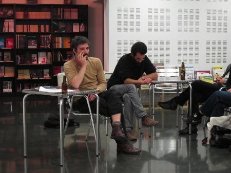 André Braga e Gonçalo Mota (foto: Eduardo Pinto)