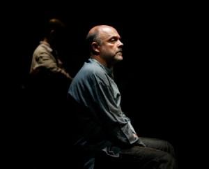 """Rui Rebelo e Miguel Seabra, """"O Senhor Ibrahim e as Flores do Corão"""", pelo Teatro Meridional (foto: Nuno Figueira)"""
