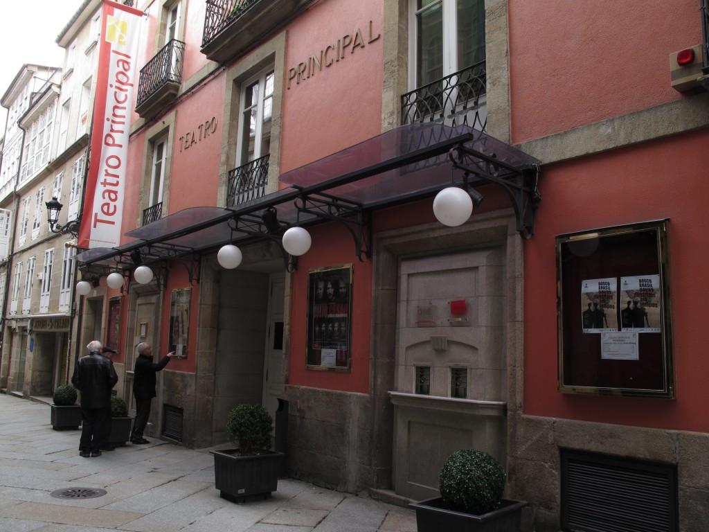 Teatro Principal, Ourense