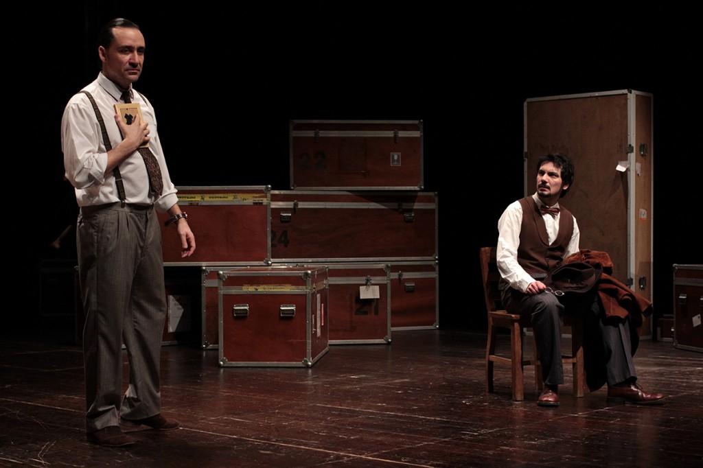 """Jorge Loureiro e Igor Lebreaud, """"Novas diretrizes em tempos de paz"""""""