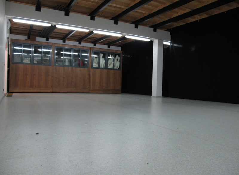 TCSB sala de ensaios 4