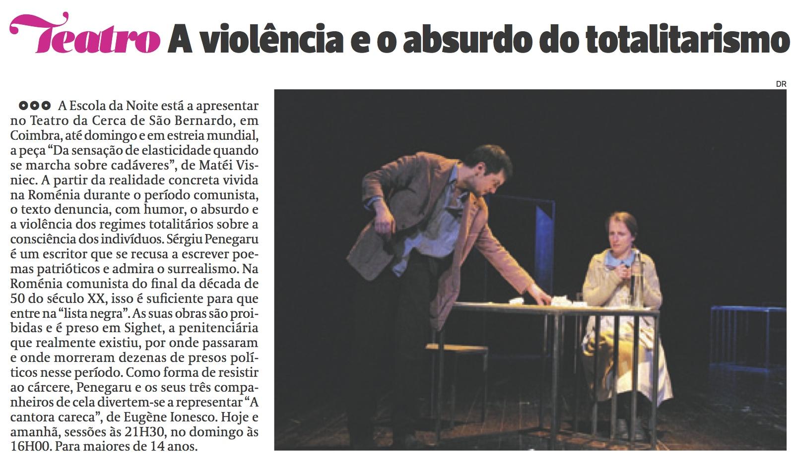 Diário As Beiras, 19/12/2014