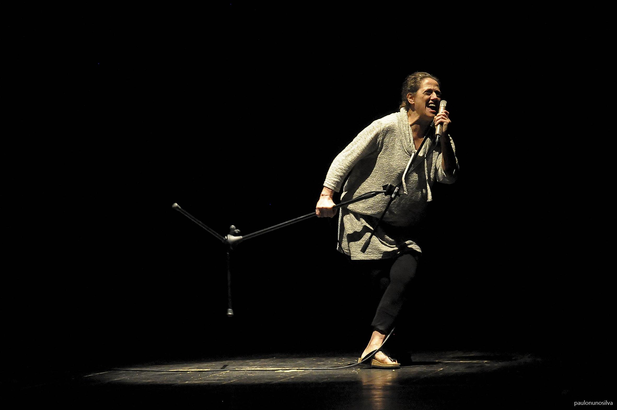 """Ana Meira, """"Onde é que eu já vi isto, perguntou ele"""" (foto: Paulo Nuno Silva)"""