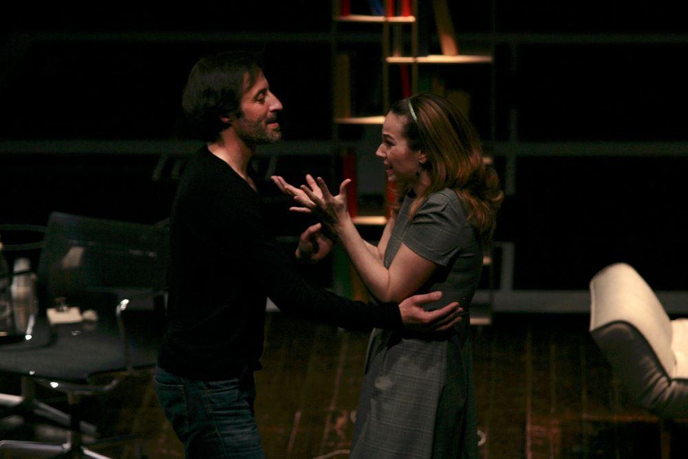 """Mário Montenegro e Joana Macias, """"Ego"""" (foto: Francisca Moreira)"""