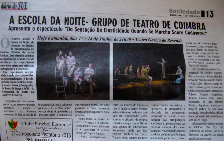 Diário do Sul, 17/06/2015 (clique para aumentar)