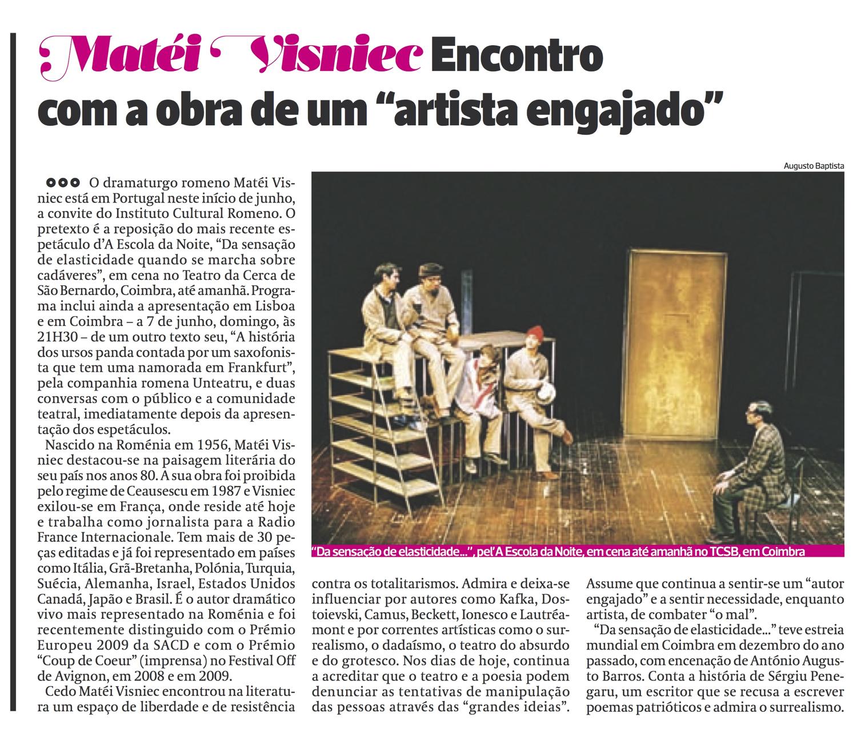 Diário As Beiras, 05/06/2015