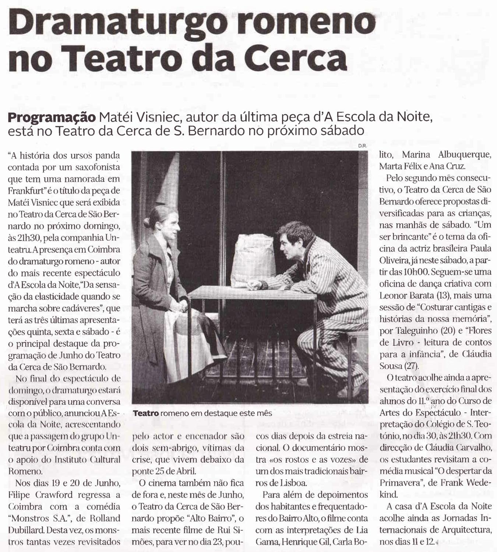 Diário de Coimbra, 02/06/2015