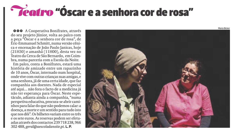 Diário As Beiras, 22/04/2016