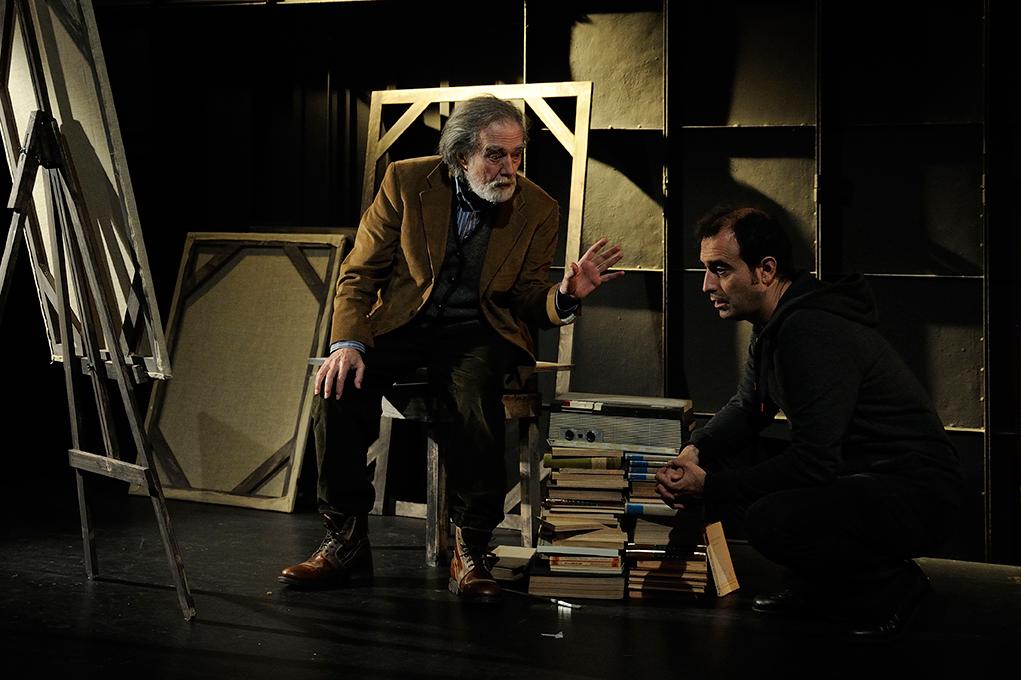"""Sigue la Tormenta"", Tranvía Teatro (foto: Juan Moreno)"