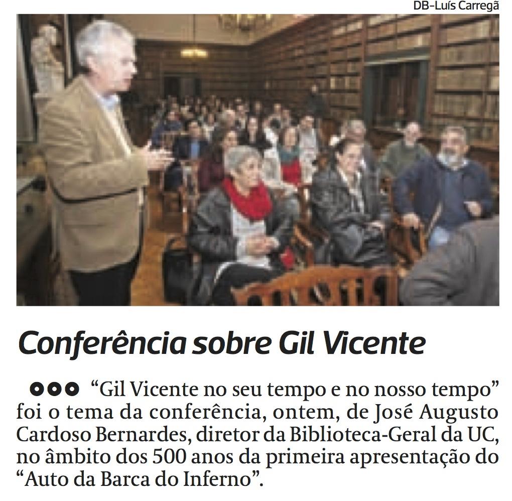 Diário As Beiras, 18/11/2016