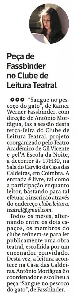 Diário As Beiras, 06/06/2017